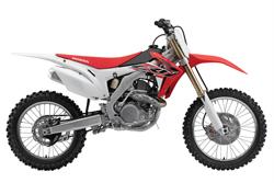 Honda CRF450R Parts