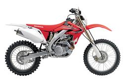 Honda CRF450X Parts