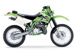 Kawasaki KDX220 Parts