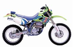 Kawasaki KLX250 Parts