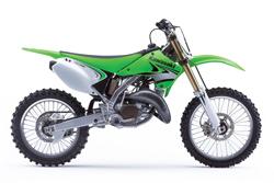 Kawasaki KX125 Parts
