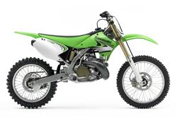 Kawasaki KX250 Parts