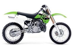Kawasaki KX500 Parts