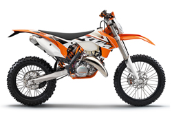 KTM 125 EXC Parts