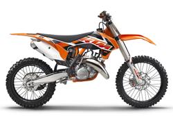 KTM 125 SX Parts