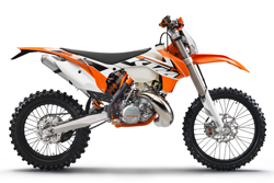 KTM 200 EXC Parts