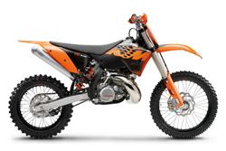 KTM 200 XC Parts