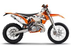 KTM 250 EXC Parts