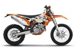KTM 250 EXC-F Parts