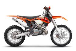KTM 250 XC Parts