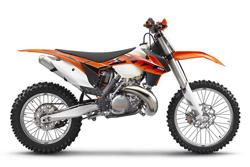 KTM 300 XC Parts