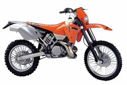 KTM 360-380 EXC Parts