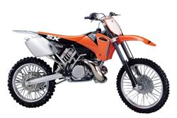 KTM 360-380 SX Parts