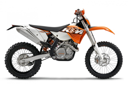 KTM 400 EXC Parts