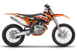 KTM 450 SX-F Parts