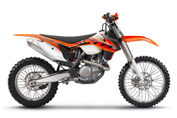 KTM 450 XC-F Parts