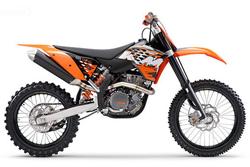 KTM 505 SX-F Parts