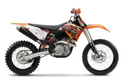 KTM 505 XC-F Parts