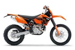 KTM 520-525 EXC Parts