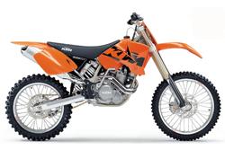KTM 400-520-525 SX Parts