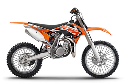 KTM 85 SX Parts