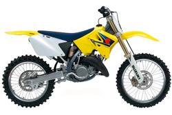 Suzuki RM125 Parts