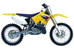 Suzuki RM250 Parts