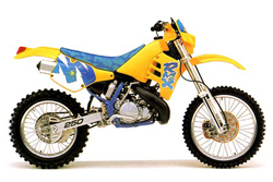 Suzuki RMX250 Parts