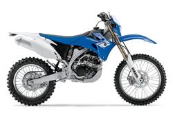 Yamaha WR250F Parts