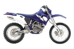 Yamaha WR400F Parts