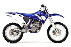 Yamaha YZ400F Parts