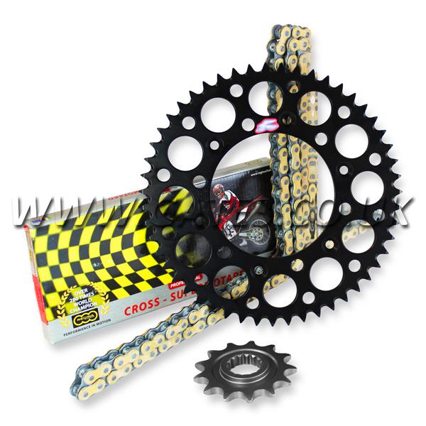 Regina-Chain-Sprocket-Kit-Black