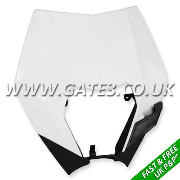 7800800100020-KTM-White-Headlight-Surround-fast-and-free