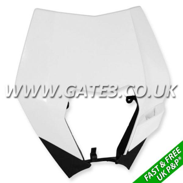 7800800100028-KTM-White-Headlight-Surround-fast-and-free