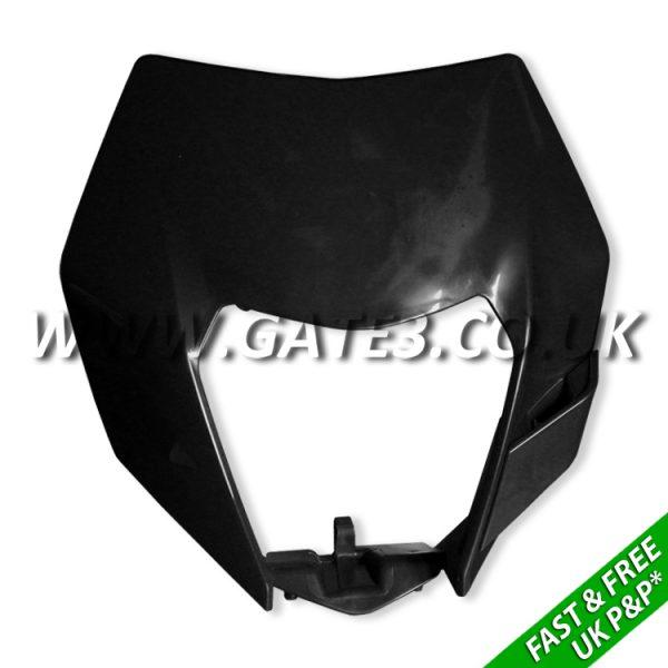 7810800100030-KTM-2014-Shape-Black-Headlight-Mask-fast-and-free